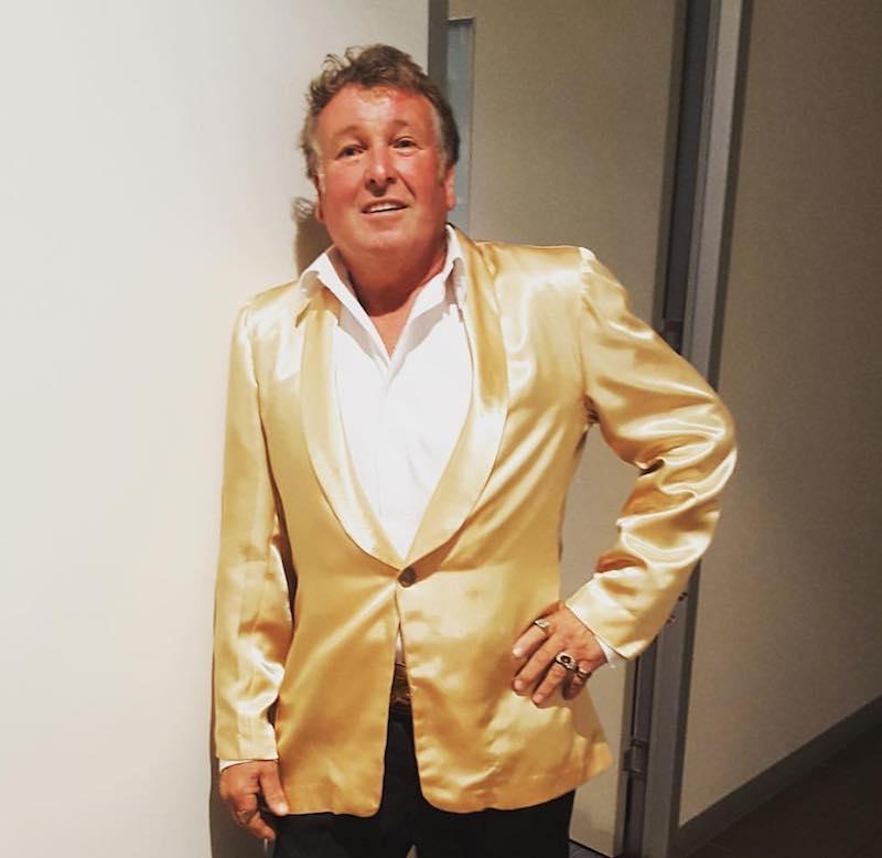 David Golightly singing plumber elvis neil diamond Frank sinatra 360Q queenscliff harbour bellarine