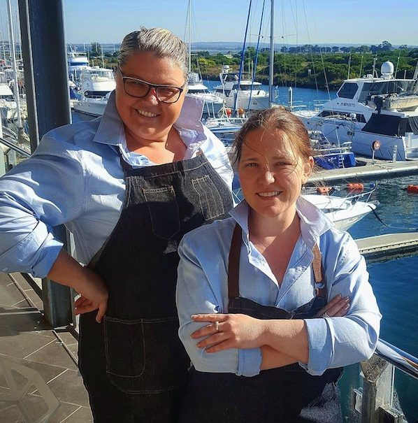 brooke glover kylie iddles couple mums couplamums getting it done 360q queenscliff chefs harbour