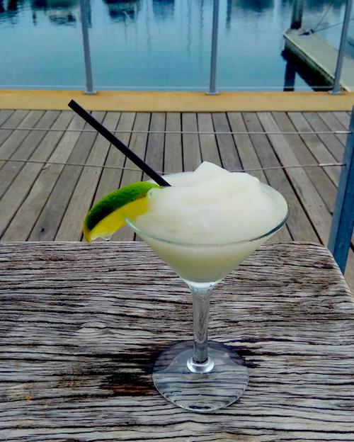 margarita frozen 360q Dave queenscliff cocktail