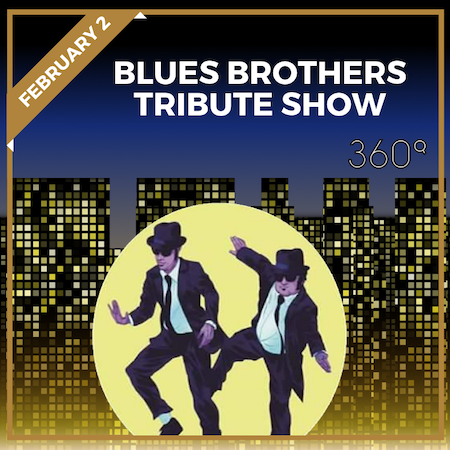 blues brothers 360Q queenscliff tribute show waterfront dining special event harbour