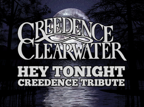 CREEDENCE CLEARWATER Revival tribute show queenscliff barry iddles harbour