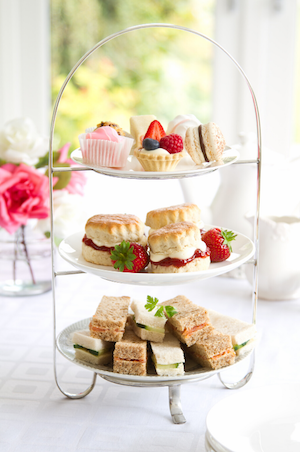 High tea at 360Q restaurant in queenscliff on june 7 sweet savoury bubbles barry iddles